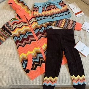 THREE pieces of Missoni for Target